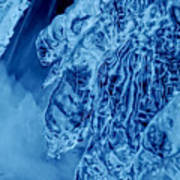 Icy Fingers Art Print