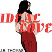 Ideal Love Cover Art Print