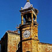 Iglesia De San Martin - Trujillo Art Print