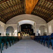 Iglesia San Andres Apostol - Apaneca 11 Art Print