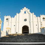 Iglesia San Andres Apostol - Apaneca 2 Art Print