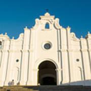 Iglesia San Andres Apostol - Apaneca 5 Art Print