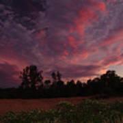Igo Sunset Art Print