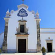 Igreja De Sao Lourenco Dos Matos Art Print