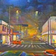 Iguaba Grande Art Print