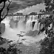 Iguazu Falls Vi Art Print