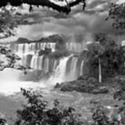 Iguazu Falls Vii Art Print