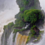 Iguazu Falls Viii Art Print