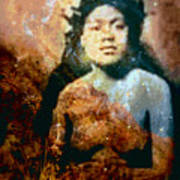 Ike Papalua Art Print