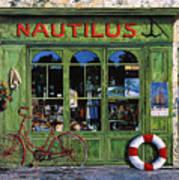 Il Nautilus Art Print