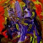 Ill Iris Art Print