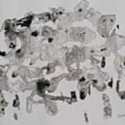 Illusioned  Part 1 Art Print