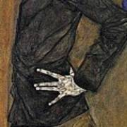 img804 Egon Schiele Art Print