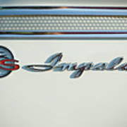 Impala Super Sport Art Print
