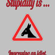Impressing Bigstock Donkey 171252860 Art Print