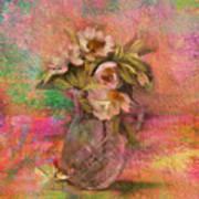 Impressionistic Still Life  Art Print