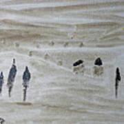 Impressions De Voyage - Arizona  Art Print