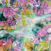 Impressions Of Spring Art Print