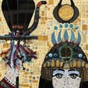 In Dreams Of Ricky Bobbie And Me In Egypt Art Print