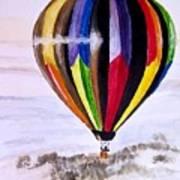 In Flight Art Print