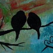 In Love Iv Wr Art Print