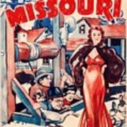 In Old Missouri 1940 Art Print