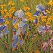 In Praise Of Vincent Art Print