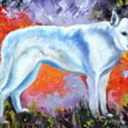 In Shepherd Heaven Art Print