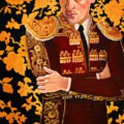 In Tapestry Art Print