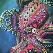 In The Depths Art Print