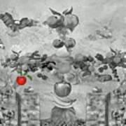 In The Garden Of Eden Art Print