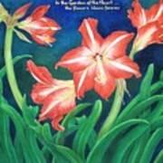 In The Garden Of The Heart Art Print