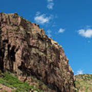 In The Royal Gorge Art Print