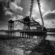 Northern Spire Bridge 4 Art Print