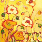 In The Summer Sun Art Print