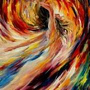 In The Vortex Of Passion Art Print