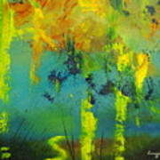 In To Abstract Art Print