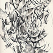 In Vain Art Print