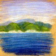 In View Of Tuapse Art Print