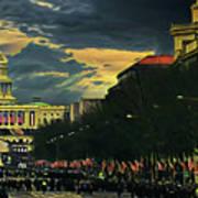 Inauguration Day Art Print