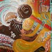 Incomplete Koko Art Print