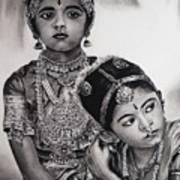 Indian Adornment Art Print