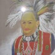 Indian Chief Art Print