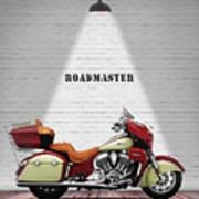 The Roadmaster Art Print