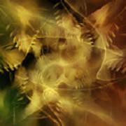 Indigenous Spirits 4 Art Print
