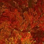 Inferno-3 Art Print