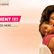 Infertility Treatment From Best Ivf Centre In India Art Print