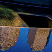 Infinity Pool 1 Art Print