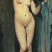 Ingres: The Spring, 1856 Art Print