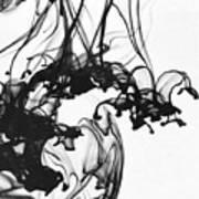 Ink II Art Print